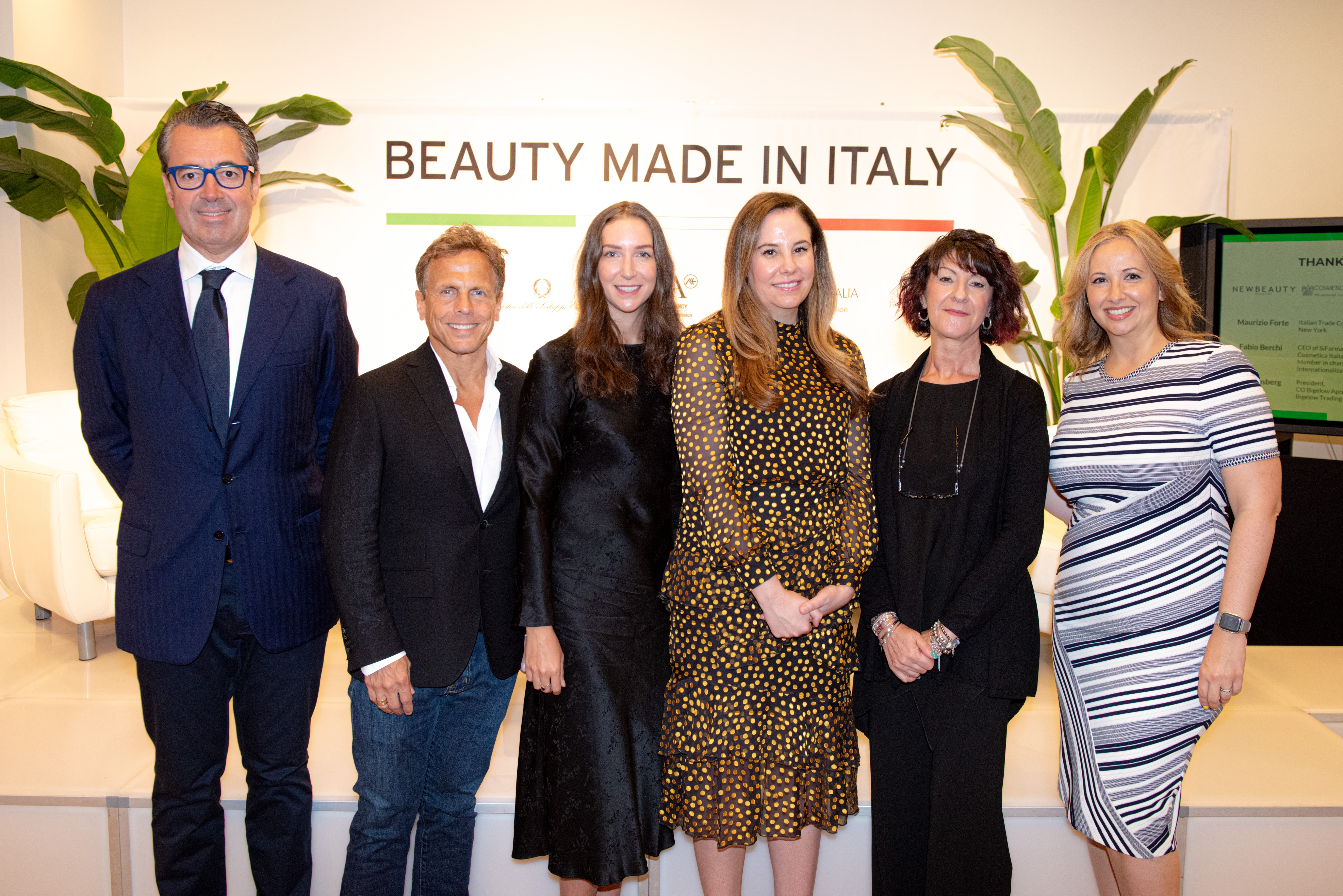 Beauty Made in Italy Panel