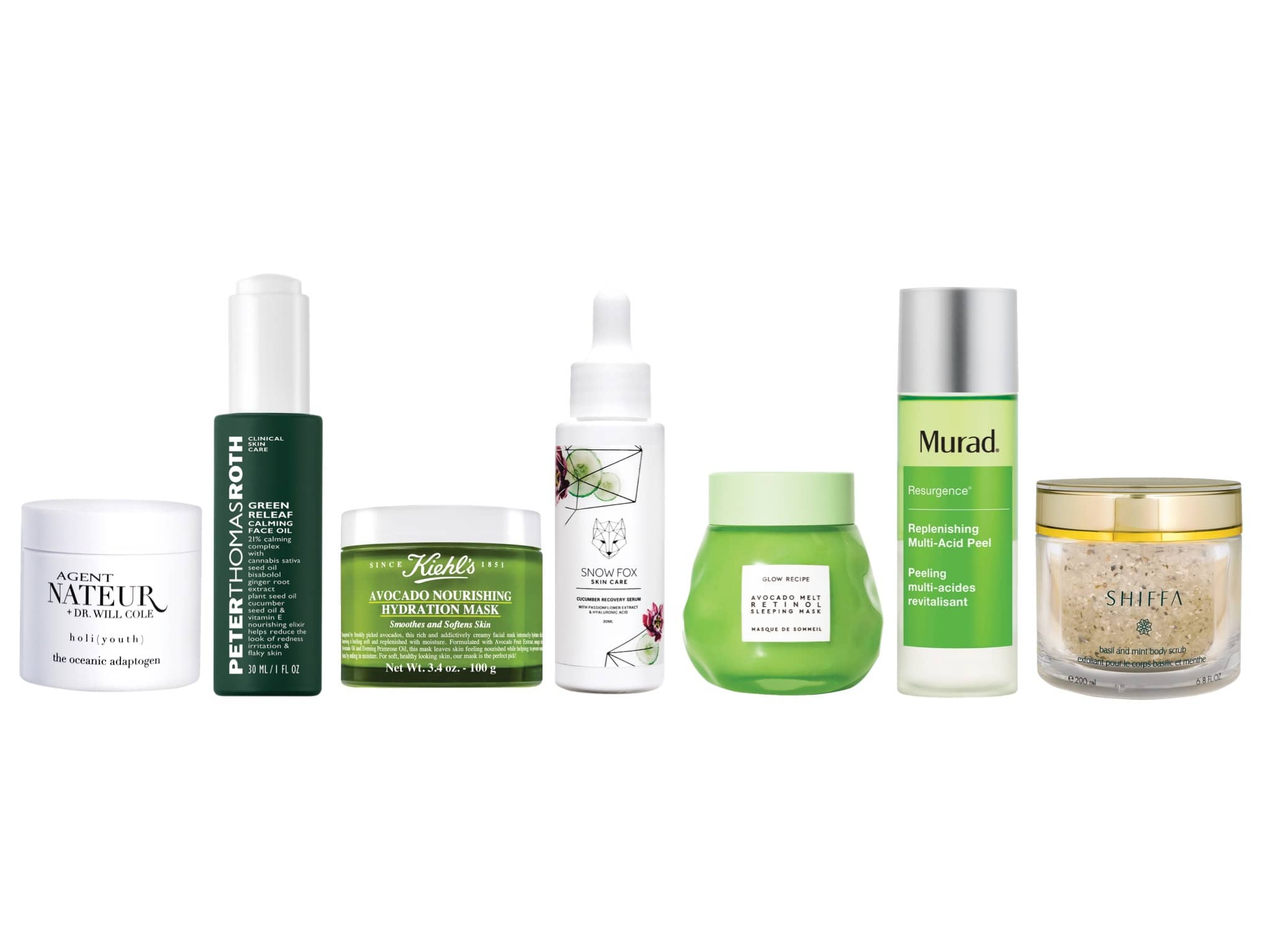 7 Beauty Products With Fresh Ingredients to Feed Your Complexion