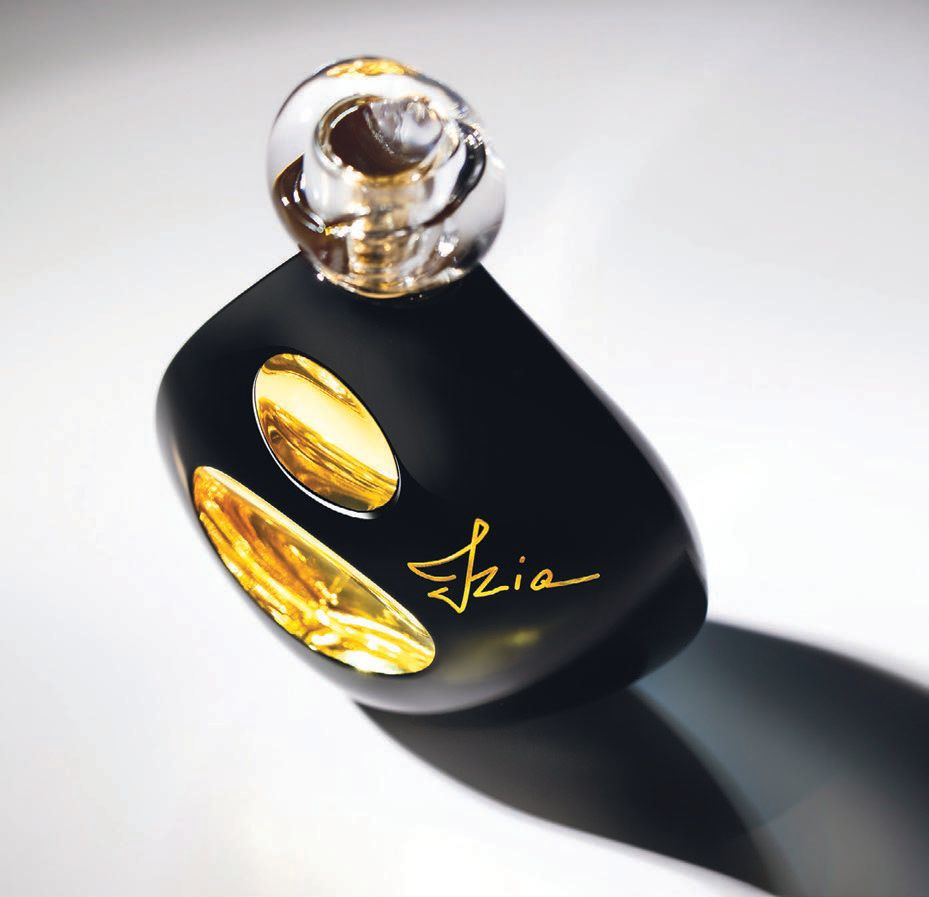 The new fragrance features a bottle sculpted by Bronisław Krzysztof. PHOTO COURTESY OF BRAND
